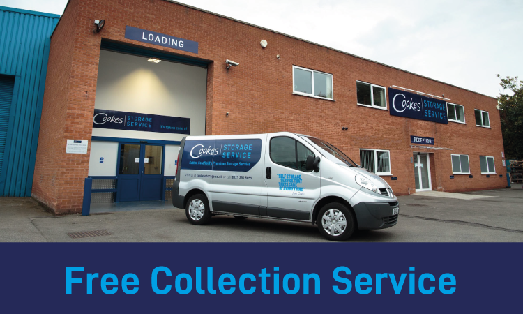 Free Collections Self Storage Sutton Coldfield