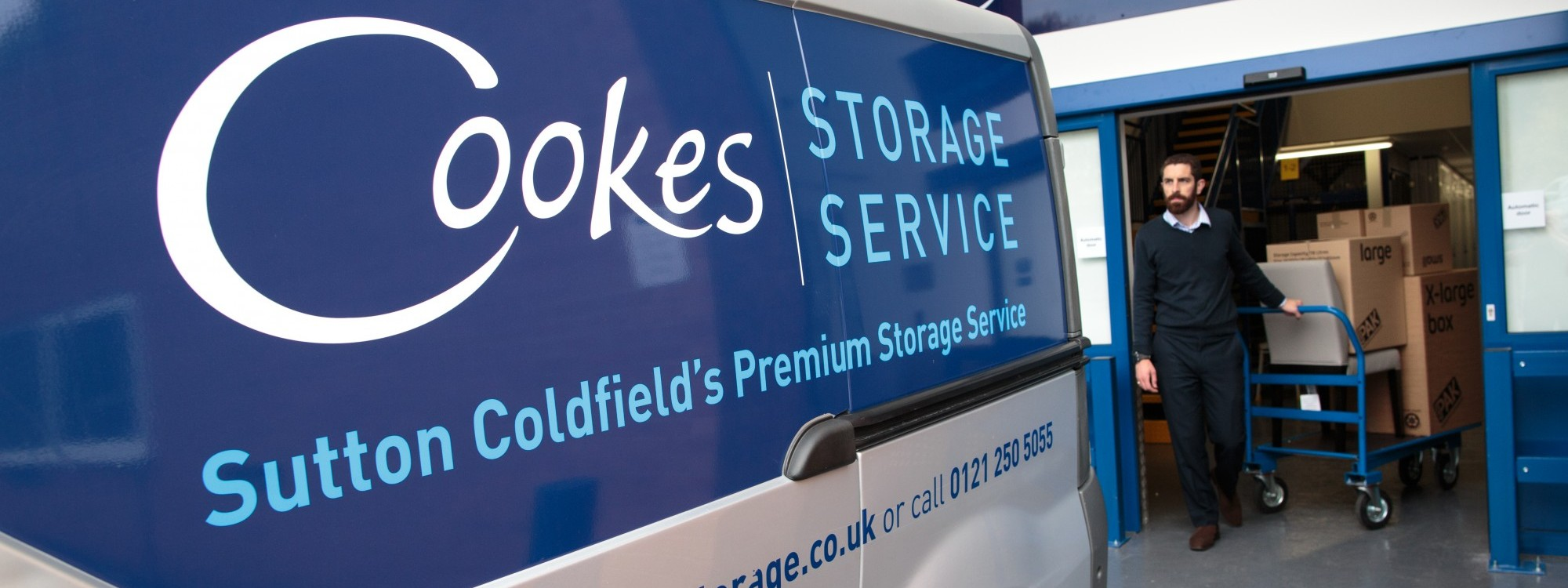 Business Storage Old Cookes Storage Service