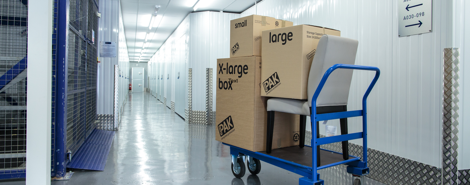 About Us Cookes Storage Service