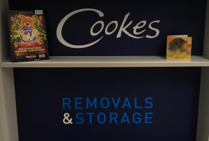 Giving a helping hand this Christmas Cookes Storage Service