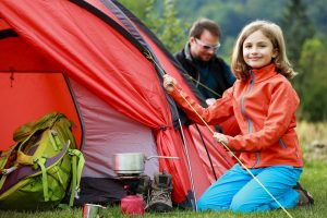 Essential camping gear for new campers Cookes Storage Service